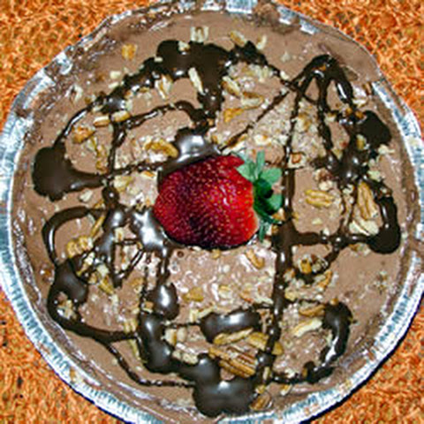 Chocolate Turtle Cheesecake II