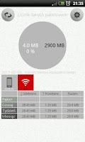 Screenshot of Mobile Counter 3G/Wi-fi