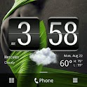 Flat Black HTC Sense 2.1 Skin icon
