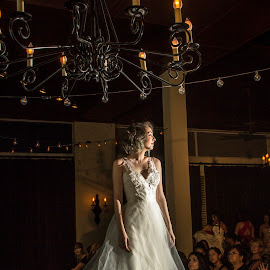 by Patrick Orcutt - Wedding Bride