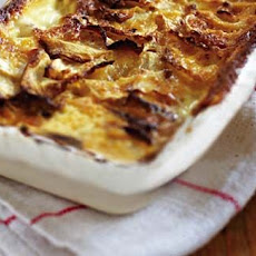 Celeriac And Potato Dauphinoise Recipe