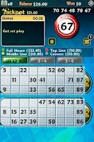 Screenshot of Pocket Bingo Pro