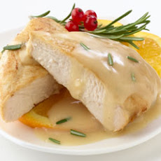 Orange & Rosemary Chicken