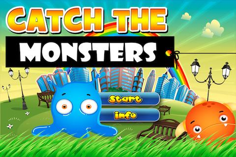 Catch The Monsters