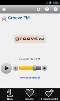 Screenshot of Suomen Radio (Finland)