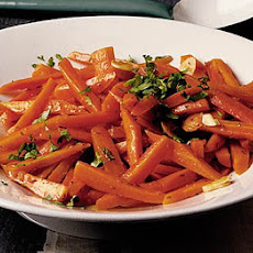 Warm Carrot Salad With Toasted Cumin Dressing
