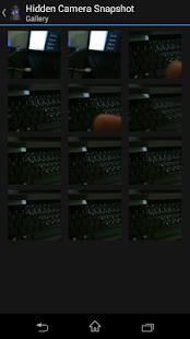 App Hidden Camera Snapshot APK for Windows Phone