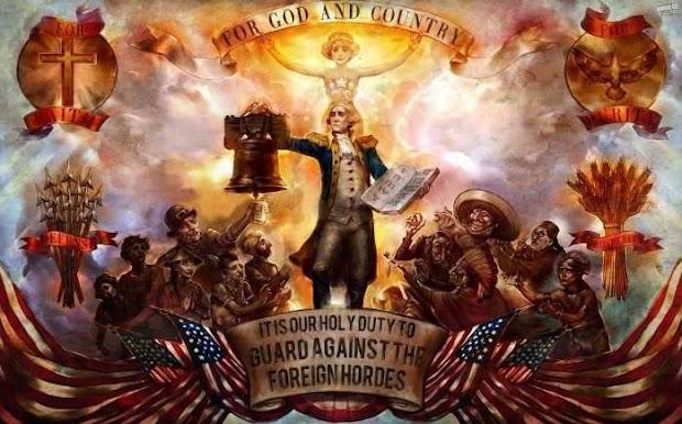 Tea Party Facebook group starts using BioShock Infinite propaganda