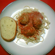 Great Italian Meat Balls
