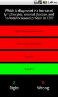 Screenshot of USMLE Microbiology