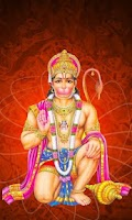 Screenshot of Shri Hanuman Chalisa Wallpaper