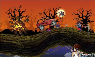 Screenshot of Drive Kill