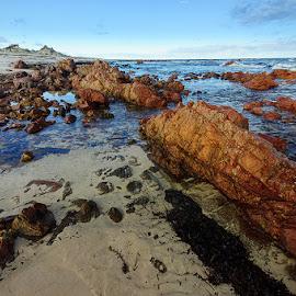 Port Gibbon by Zdenka Rosecka - Landscapes Waterscapes