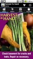 Screenshot of Harvest to Hand