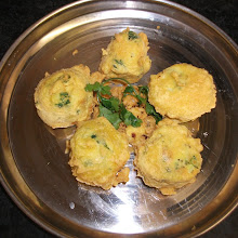 Indian Street Food-Starters-Vegetarian