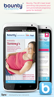 Screenshot of Pregnancy by Bounty