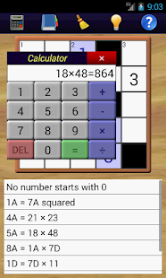 Math Puzzle Challenge - screenshot