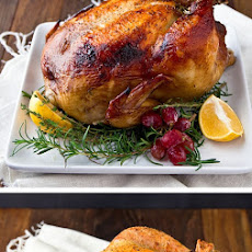 Sweet Tea and Citrus Brined Turkey