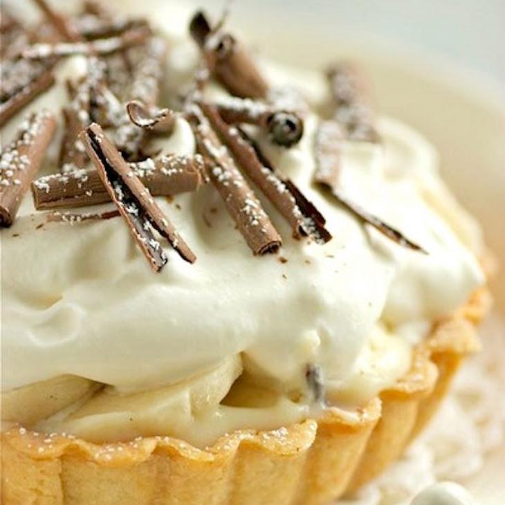 Tartine's Caramel Banana Cream Pie with Chocolate Recipe | Yummly