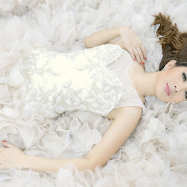 mannequin bride by Fsm Fashionstudiomanila - Wedding Bride ( wedding gown, fsm, bride )