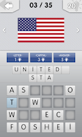 Screenshot of A Game of Flags