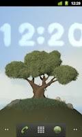 Screenshot of Tree of Life Live Wallpaper