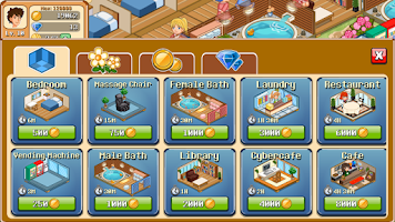 Screenshot of Happy Hotel