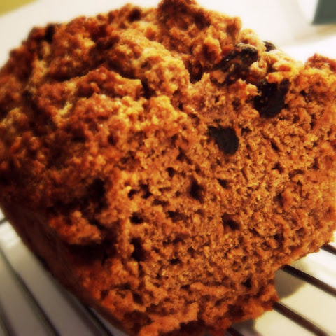 Cider Wheat Cinnamon Raisin Bread