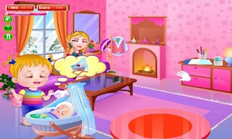 Screenshot of Celebrity Girl Fun Care