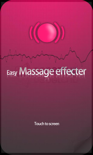 vibrate-massage-effect for android screenshot