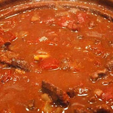 Low-fat Beef Goulash