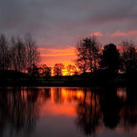 by Nerijus Liulys - Landscapes Sunsets & Sunrises (  )