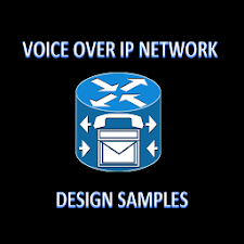 Voice Over IP Network - Sample