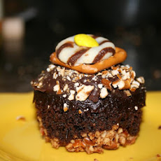 Chocolate Pretzel Cupcakes – The First Ganache