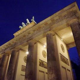 the beauty in berlin  by Sue Anderson - Buildings & Architecture Statues & Monuments