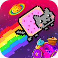 Game Nyan Cat: The Space Journey apk for kindle fire