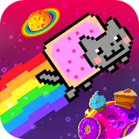 Nyan Cat: The Space Journey For PC (Windows And Mac)