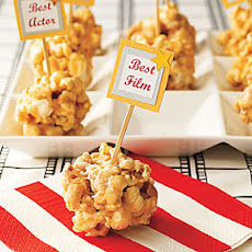 Sweet and Salty Popcorn Balls