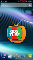 Screenshot of Kids Tube