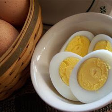 Divine Hard-Boiled Eggs