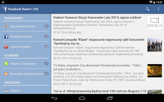 Screenshot of Radom