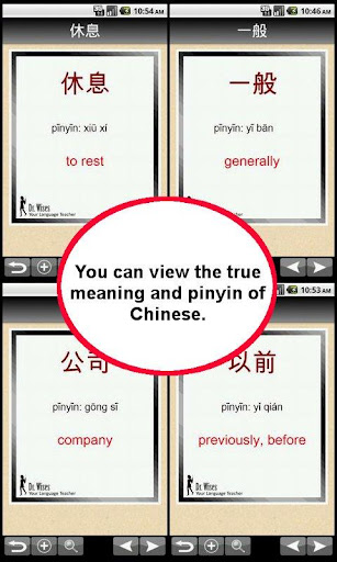 Most Practical Chinese Words