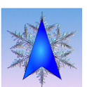 AndSnow Route Navigation icon