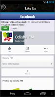 Screenshot of Odia FM Radio