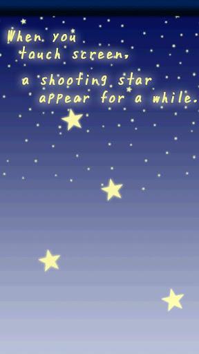 玩免費個人化APP|下載星に願いを。(Lite)〔ライブ壁紙〕 app不用錢|硬是要APP