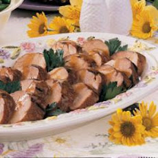 Tangy Pork Tenderloin