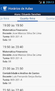 Lyceum Mobile - screenshot
