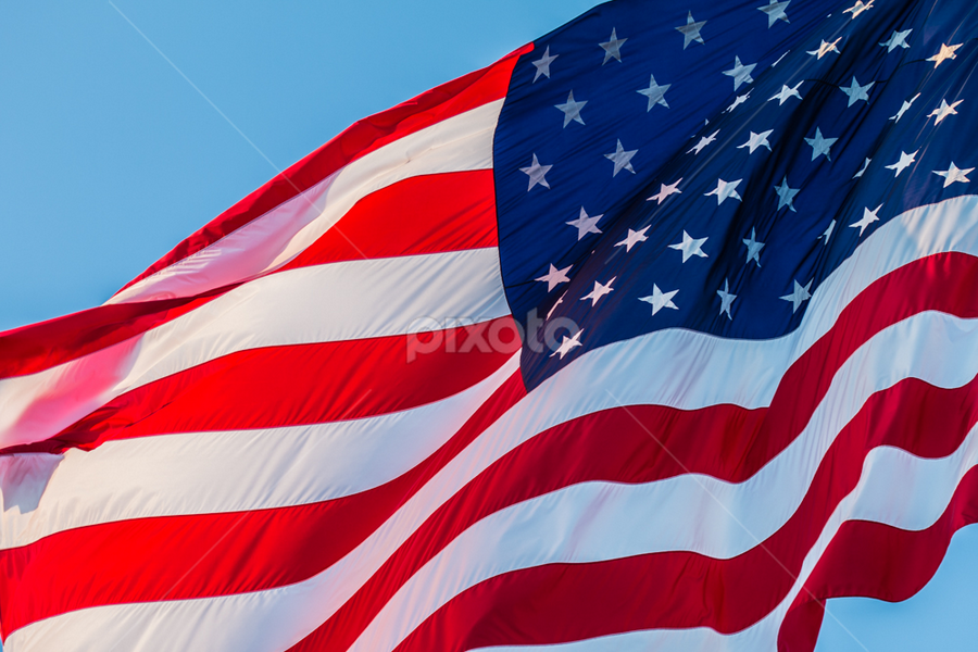 Freedom! by Kelsie Anderson - Novices Only Objects & Still Life ( patriotic, flag, patriotism, united states, stars n strips )