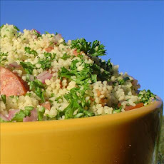 Tabbouleh - Middle Eastern Salad