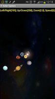 Screenshot of iT Solar System